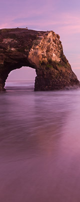 Natural Bridges State Beach in Santa Cruz thumbnail