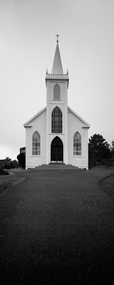 Saint Teresa of Avila Church in Bodega, California thumbnail